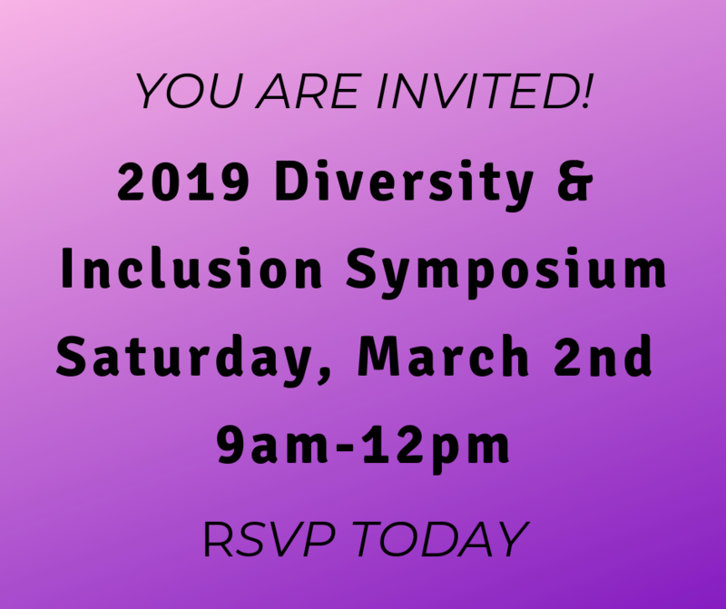 Diversity & Inclusion Symposium 2019 Featured Photo