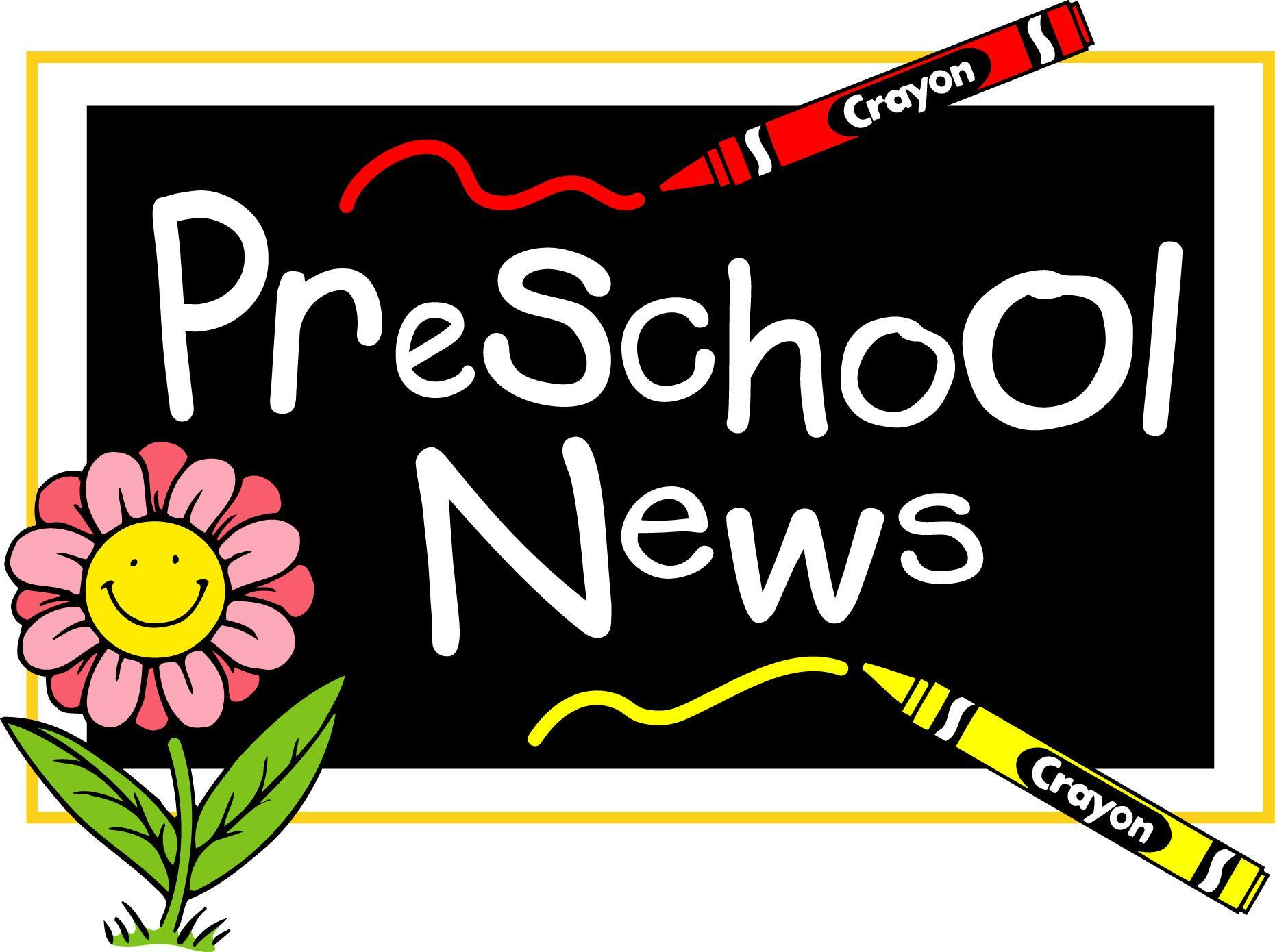 Chalkboard Preschool News