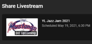 Yorba Linda Jazz Jam