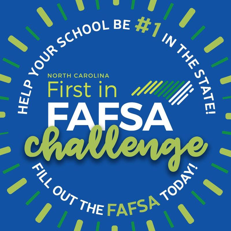 SENIORS! Let's help our school be #1 in the state in FAFSA completions! Featured Photo