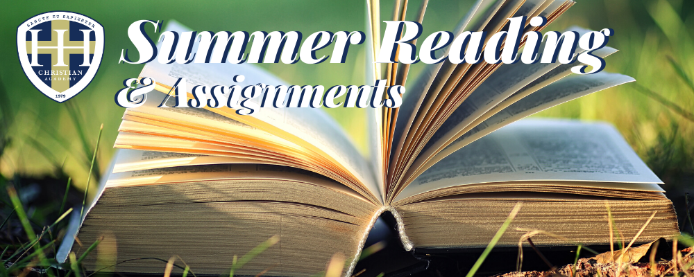 Summer Reading Assignments