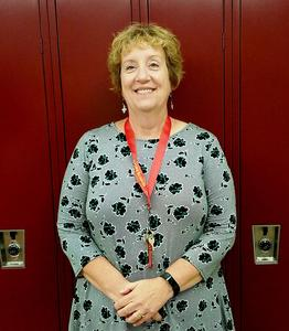 Ann Auffrey - Teacher of the Year