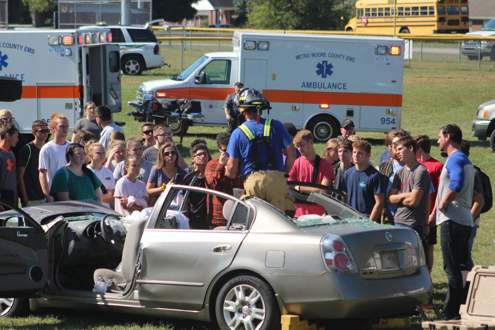 Mock Crash 2019