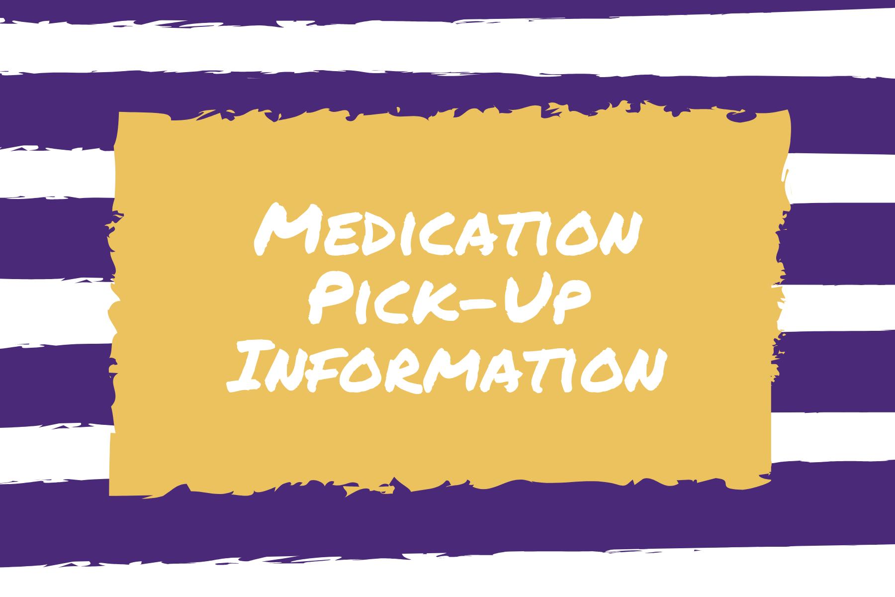 Medicine Pickup Graphic