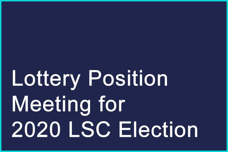 Image LSC Lottery Position Meeting