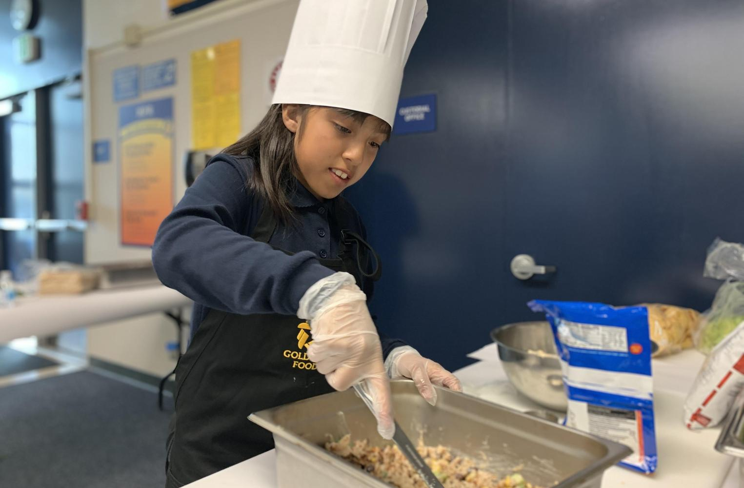 Image of Student Chef