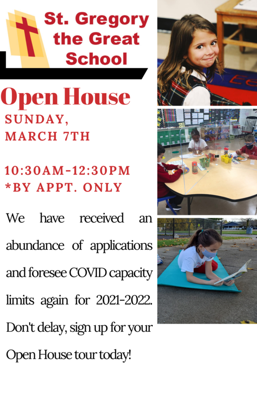 SGS to Host Inquiring Family Open House Featured Photo