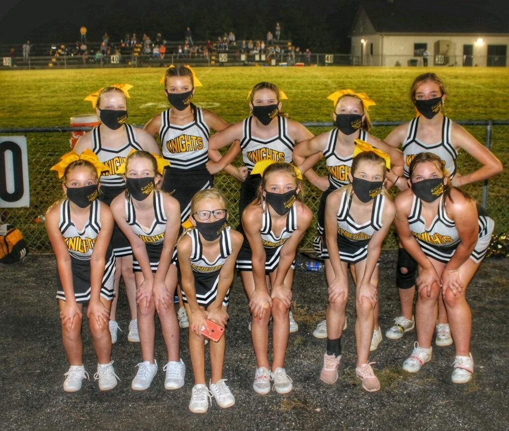 Cheer Team 2020-21