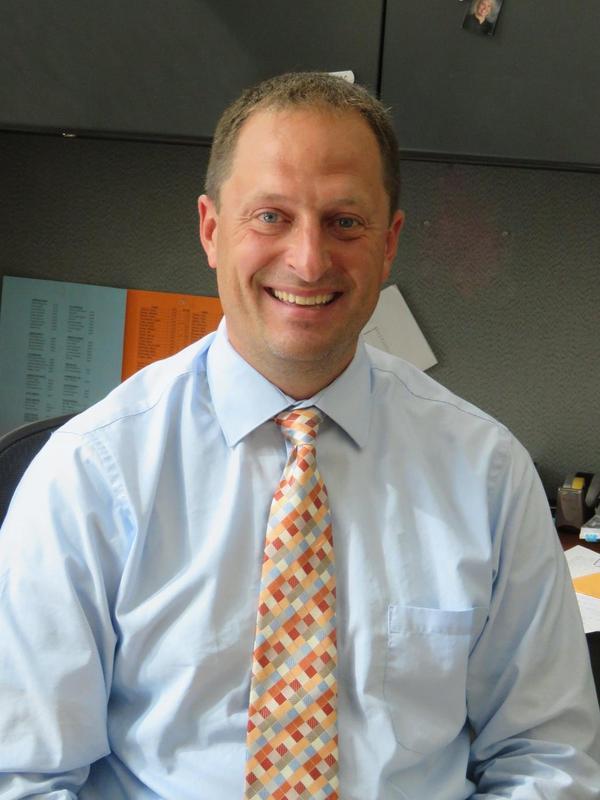 TKHS Assistant Principal Kevin Remenap.