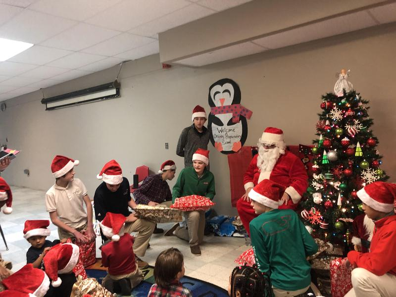 Middle School Christmas Service Trip Featured Photo