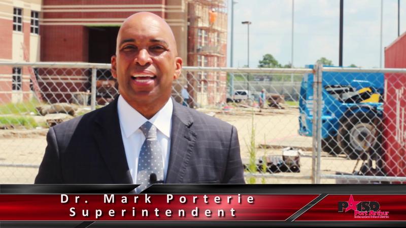 dr porterie speaks on video