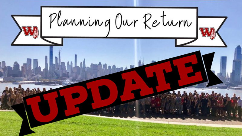 Planning Our Return Update