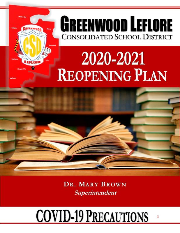2020 - 2021 School Reopening Plan Featured Photo