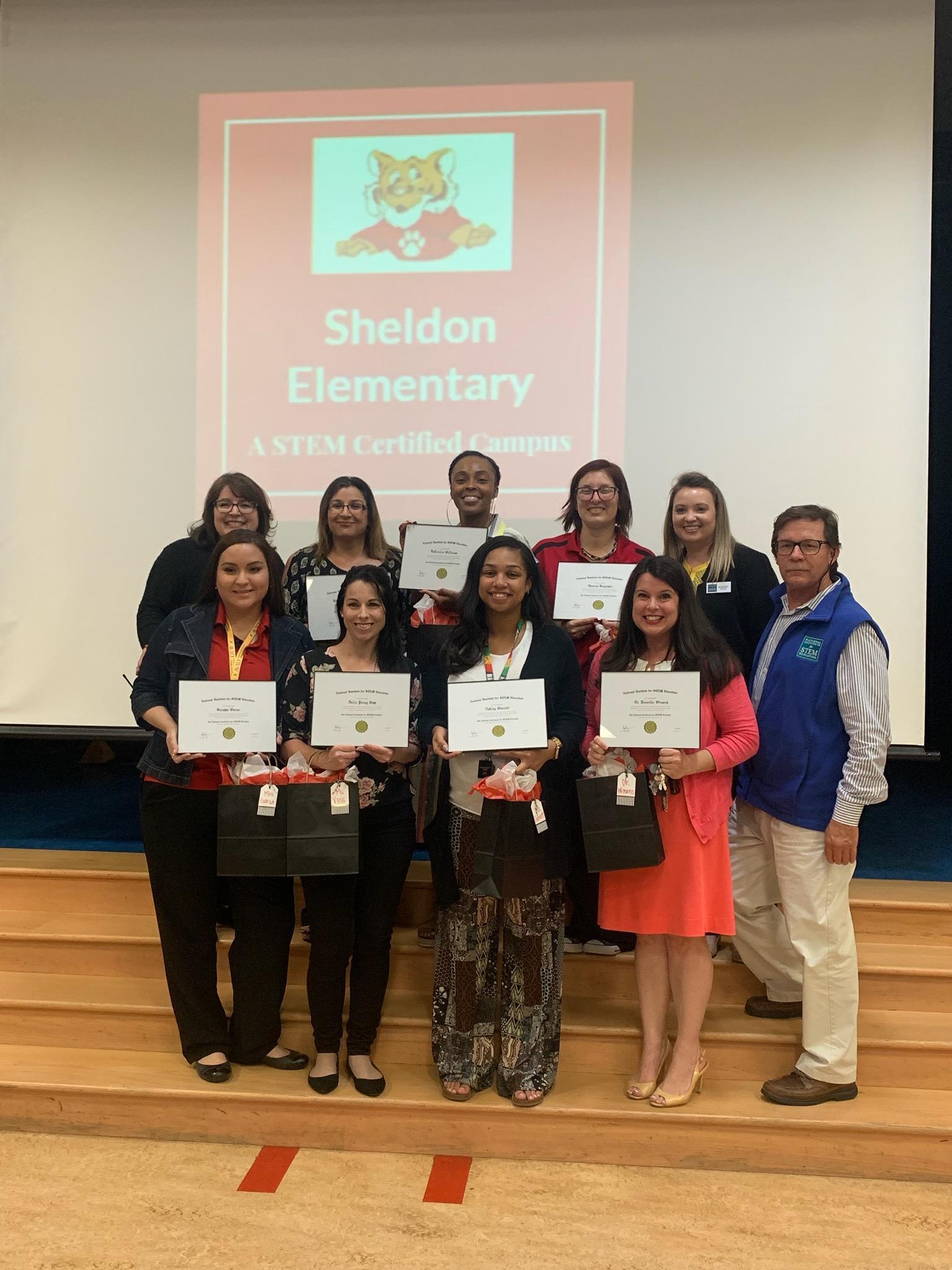 Sheldon Elementary School Spotlight Image