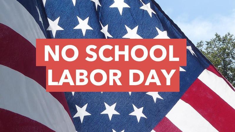 No School - Labor Day Featured Photo