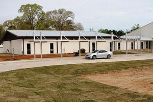 Photo of the new Pre-K wing