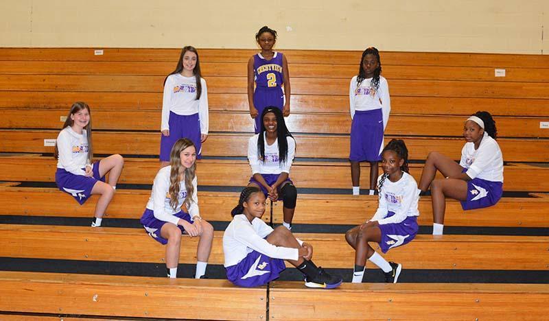 Girls Basketball Team 2019 2020