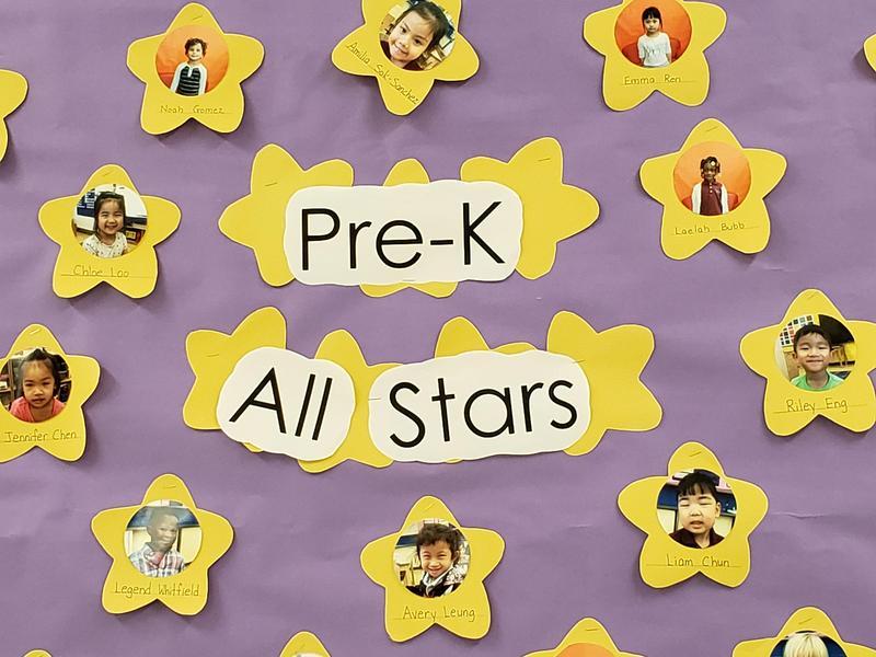 PreK Classroom預幼班教室