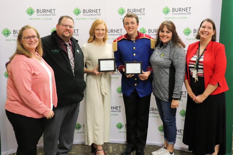 Seniors Receive National Merit Scholarship Recognition Thumbnail Image