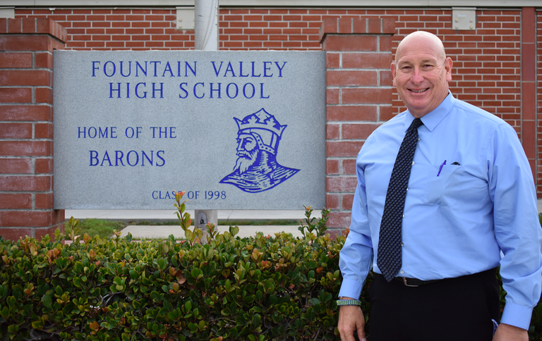 New FVHS leaders learn the Baron way Featured Photo