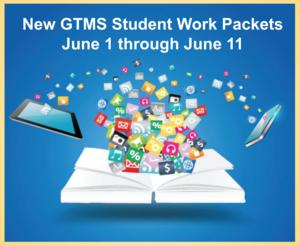 June 1-11 Work Packets