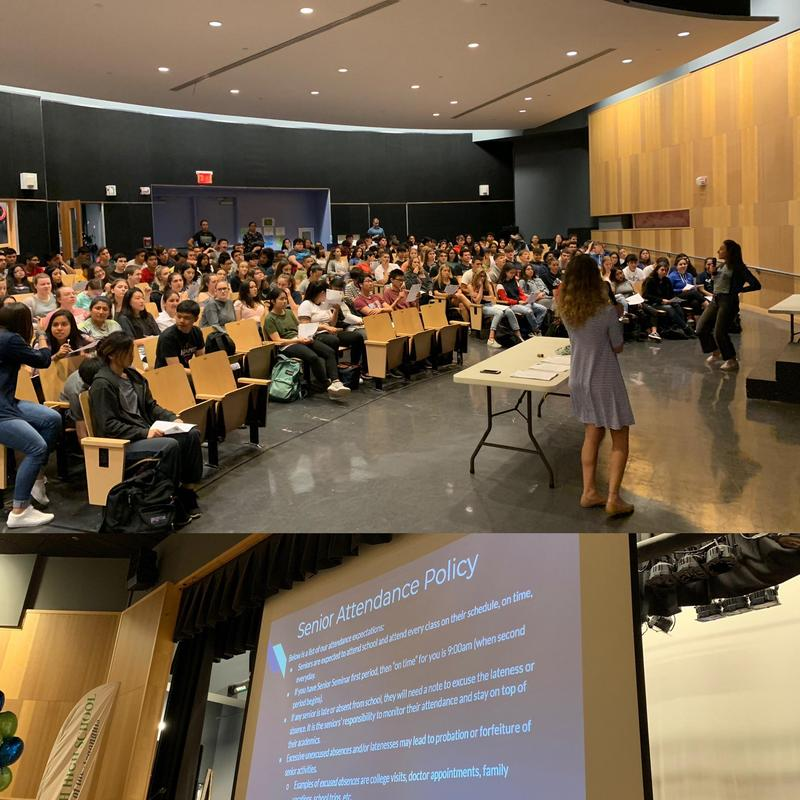 Maspeth High School Rising Seniors Gather For Info Session Featured Photo