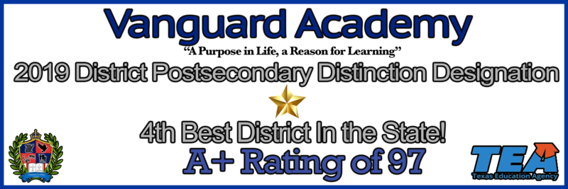 Vanguard Academy ranks as the Best in the Region and 4th in the State! Featured Photo