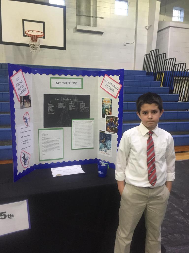Student 4 Symposium Rep