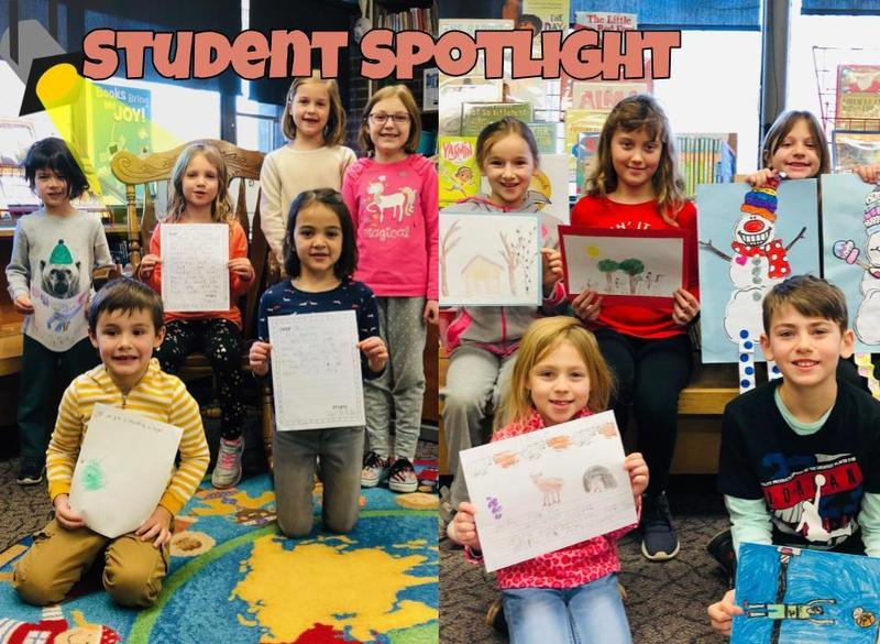 Student Spotlight: Reading at Blythe Park