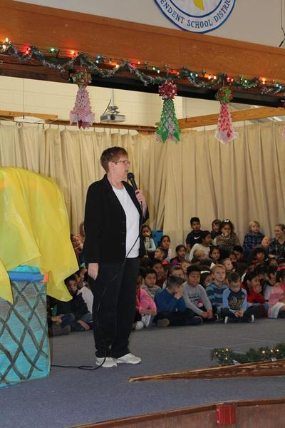 CES Christmas Program 2018