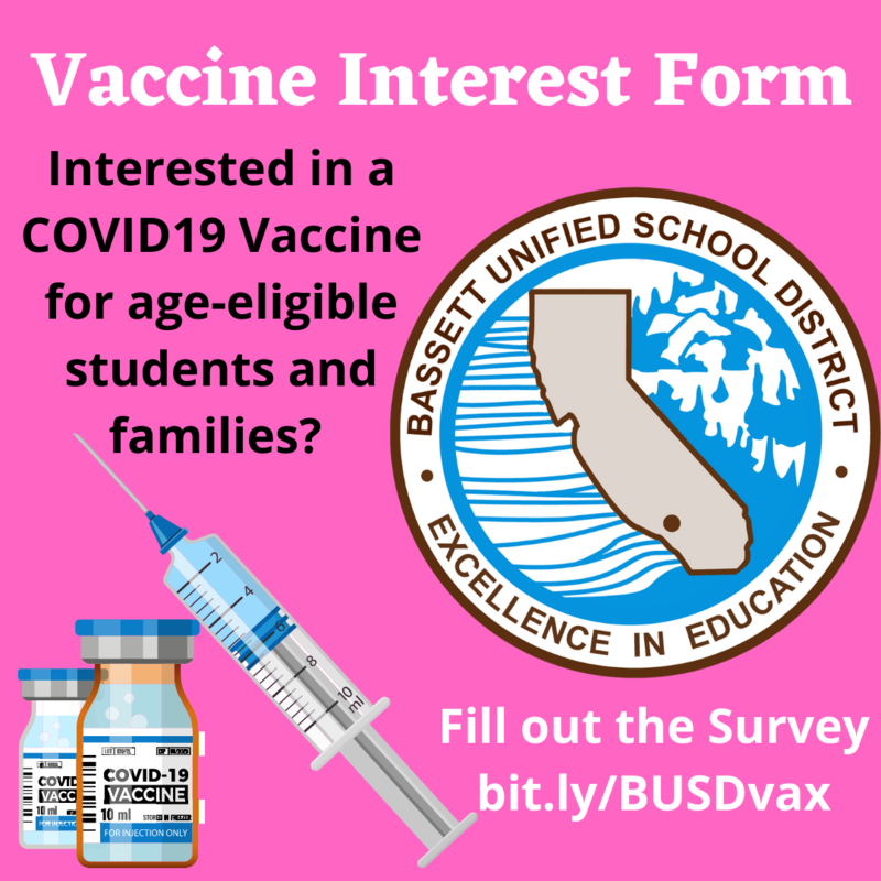 vax interest form