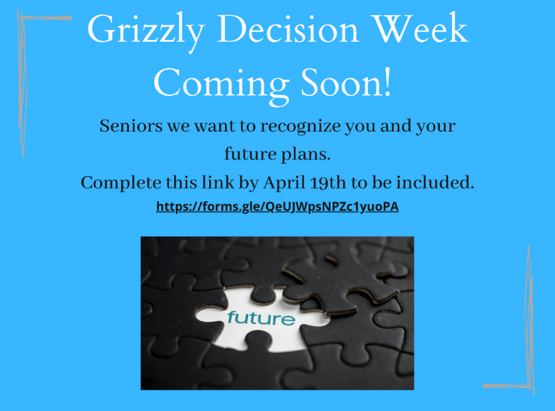 Grizzly Decision Week