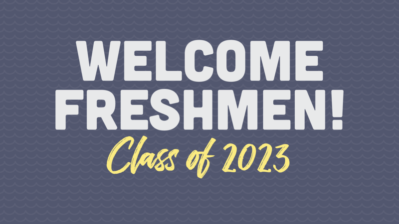 Freshman Orientation for the Class of 2023 Featured Photo