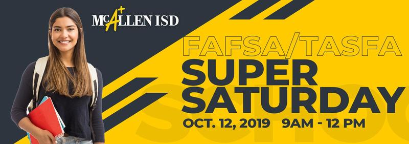 Fafsa super saturday