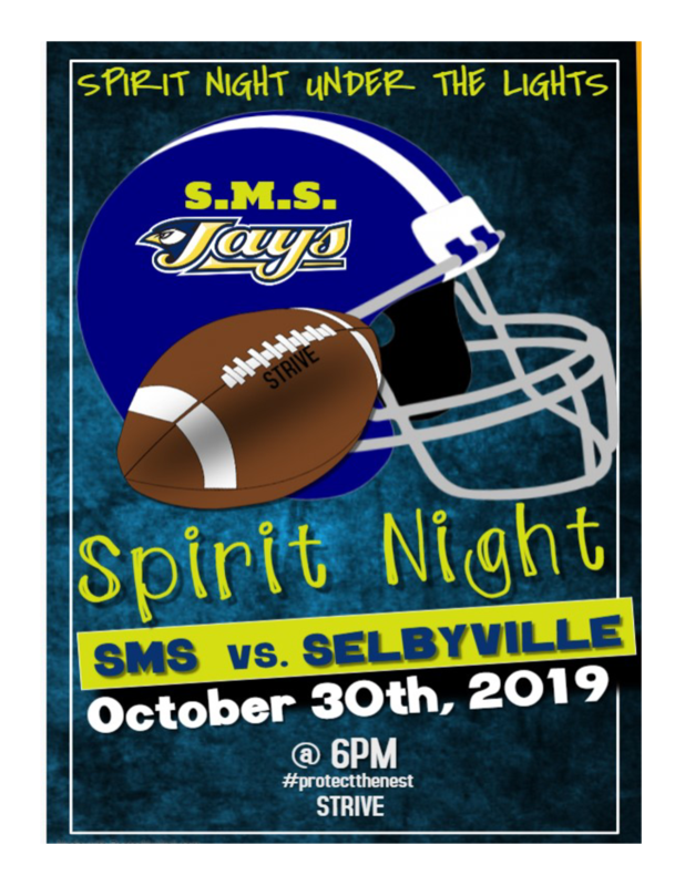 SPIRIT NIGHT UNDER THE LIGHTS Featured Photo