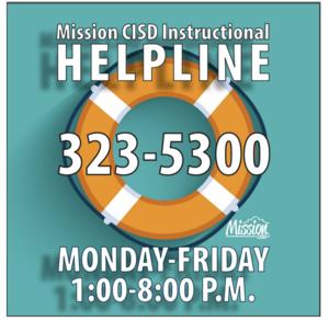 helpline flyer