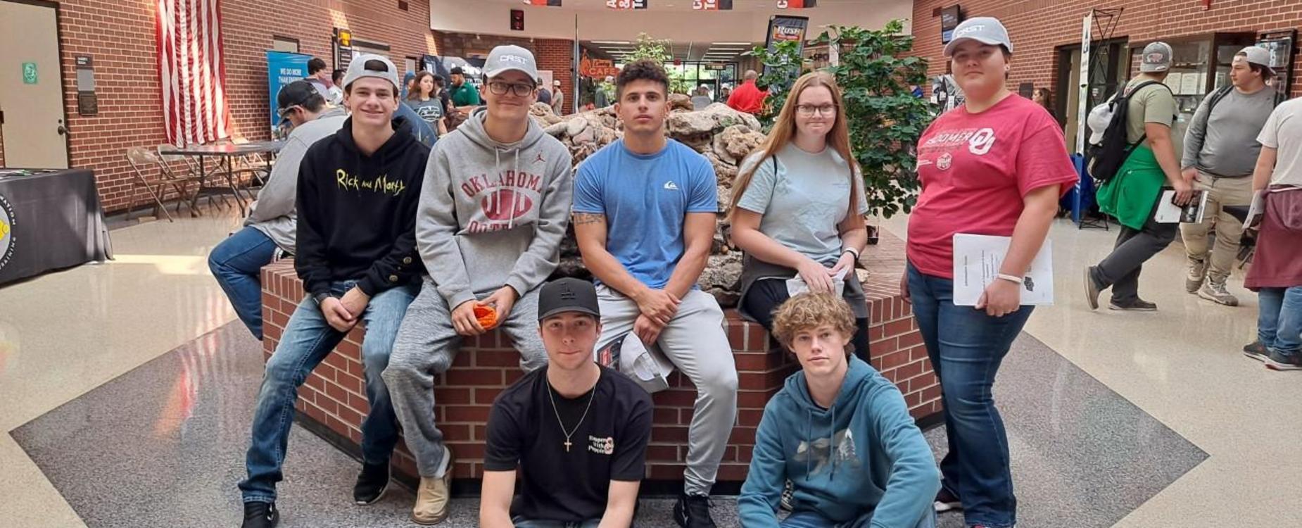 seniors at OSU IT