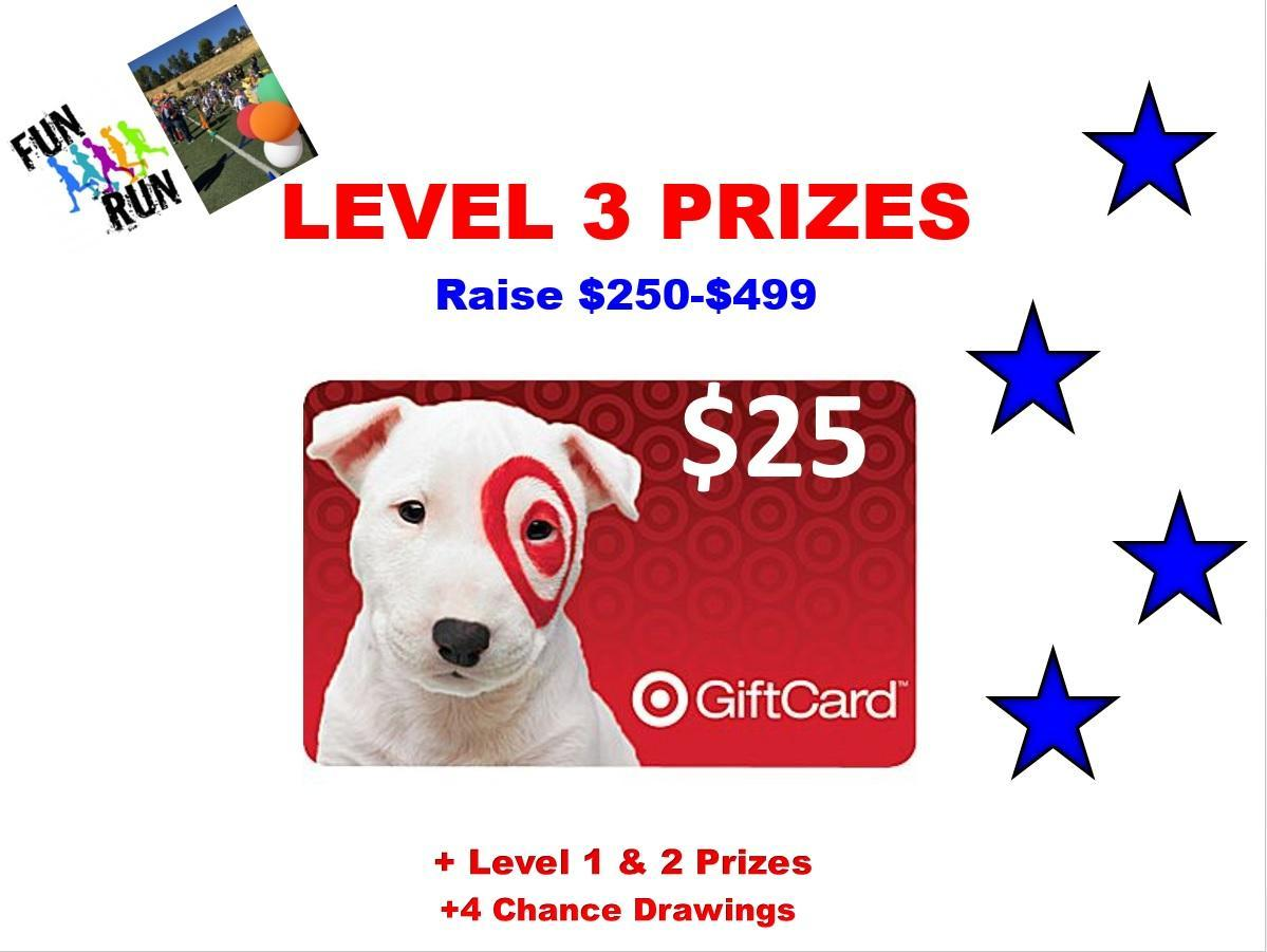 Prize Level 3