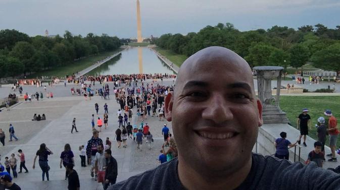 Mr. Mateo in DC