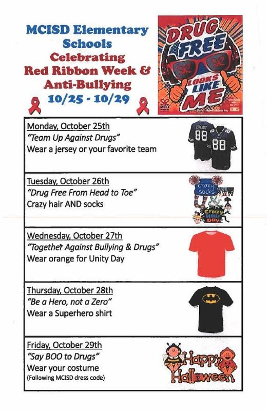 Red Ribbon Week Theme Days Featured Photo