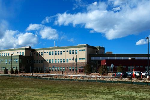 Photo of Motsenbocker campus