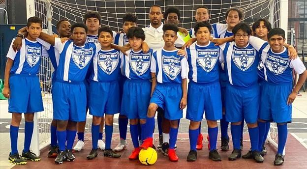 Cristo Rey RT High School is proud of their soccer team! Featured Photo