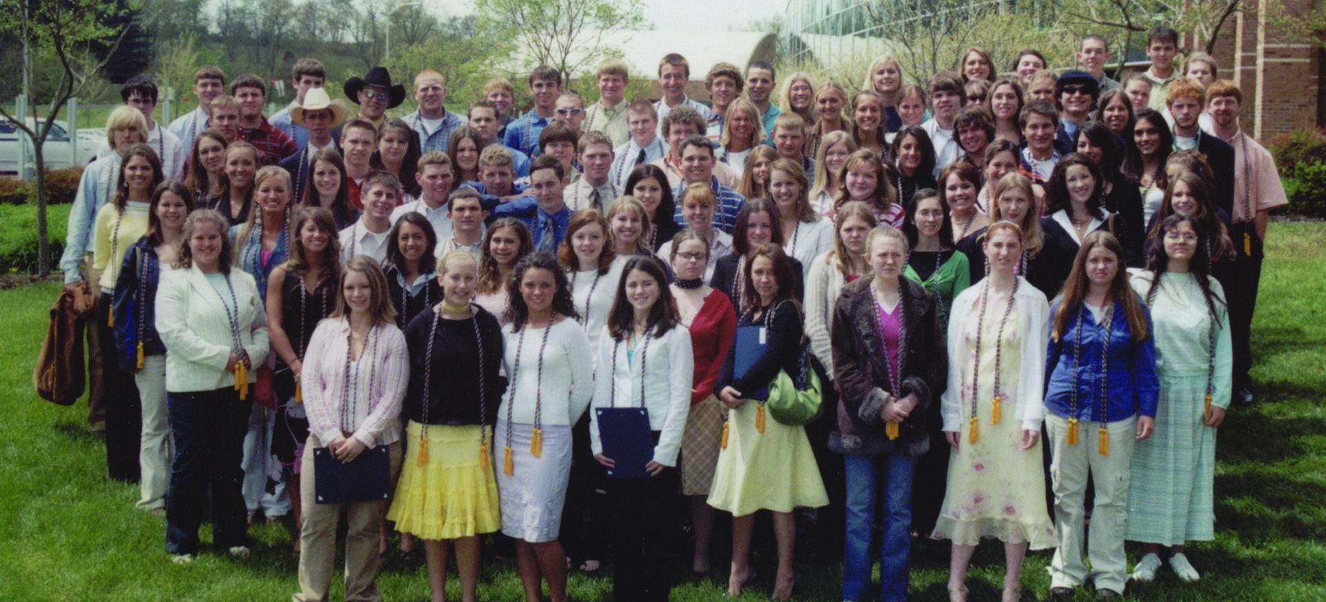 2005 Community Scholars
