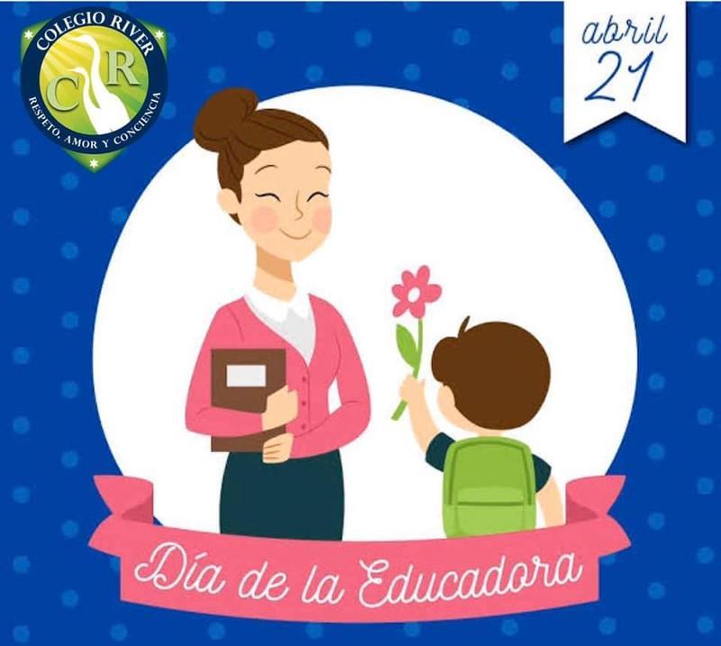 Feliz Día de las Educadoras 👩🏻🏫❤️ Featured Photo