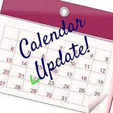 Calendar Update Clip Art