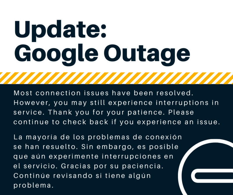 Update Google