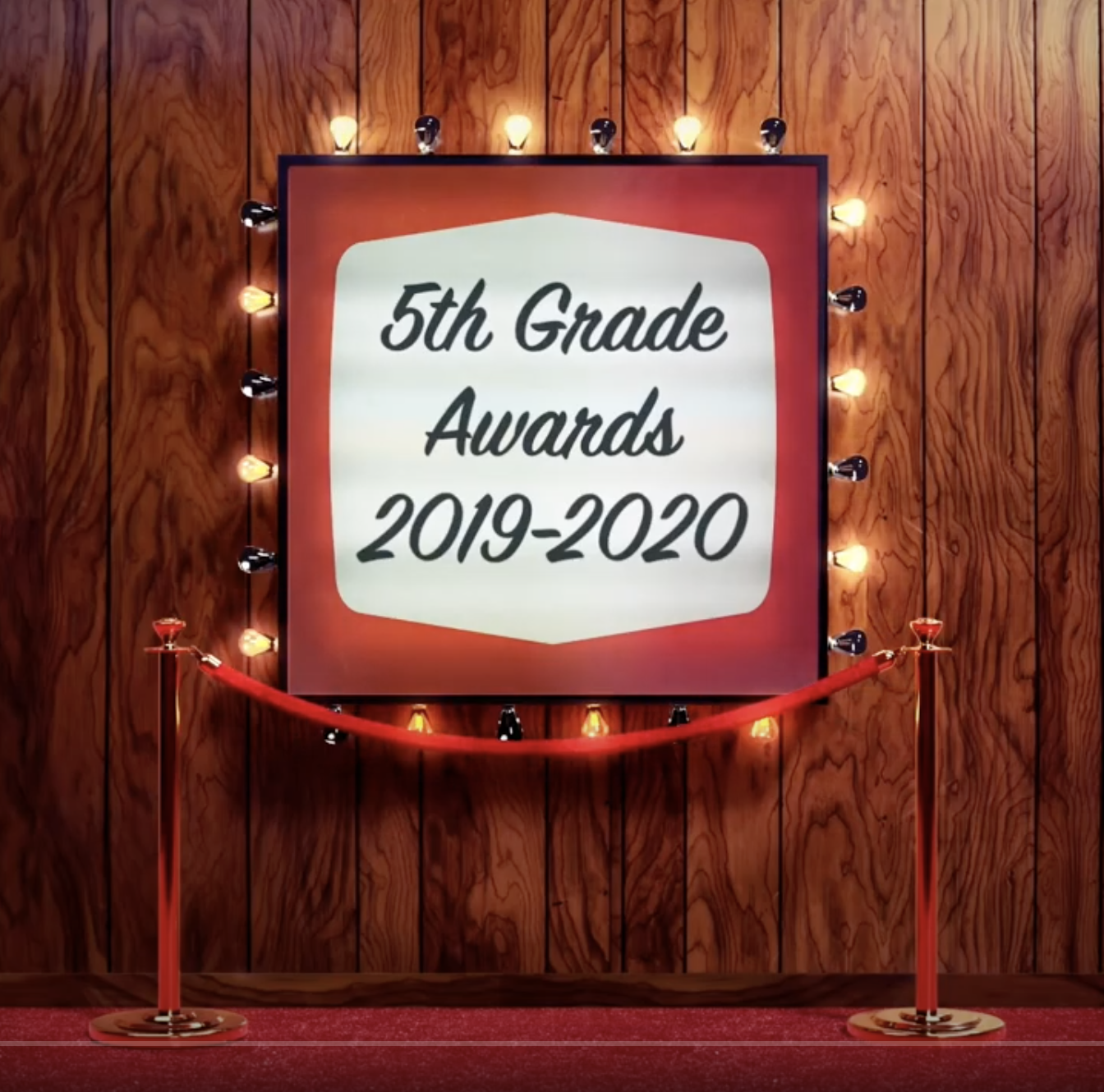 Picture of 5th Grade EOY Award Slide
