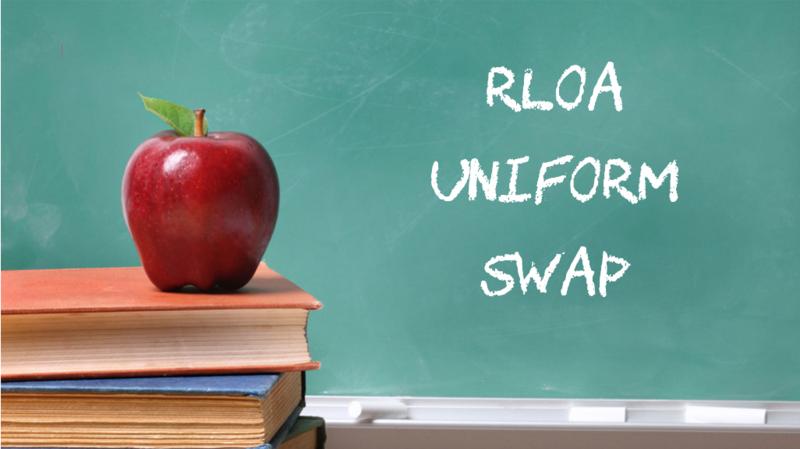 RLOA Uniform Swap Featured Photo