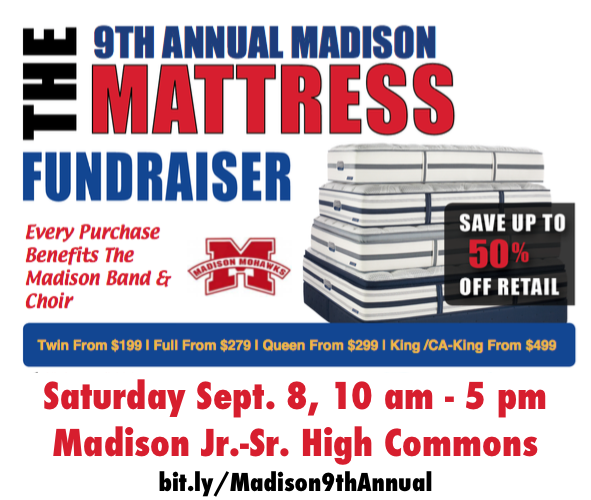 9th Annual Mattress Sale Featured Photo