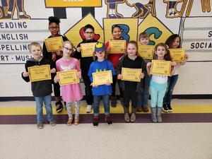 February Citizens of the Month